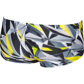 arena One 3D Shattered Short taille basse Homme, black/multi